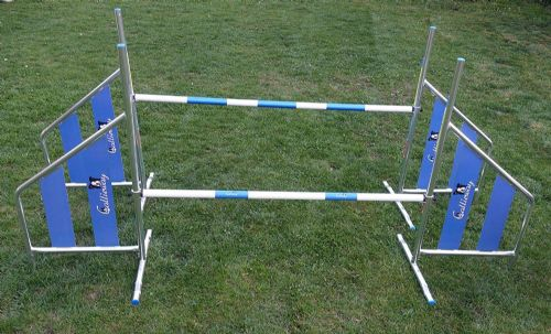 pro Dog Agility Jumps
